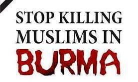 Burma Rohingya Muslims