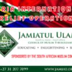 Jamiat Syria Relief