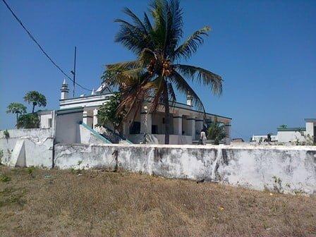 Masjid Goolam Mozambique Island.