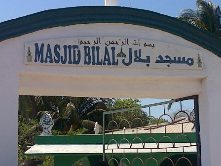 Masjid Mozambique Island