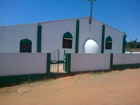 Masjid Shokasmar