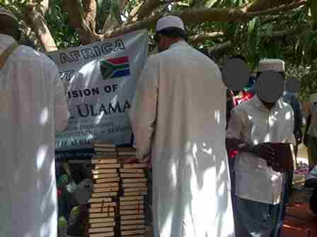 Shalawa Quraan Distribution
