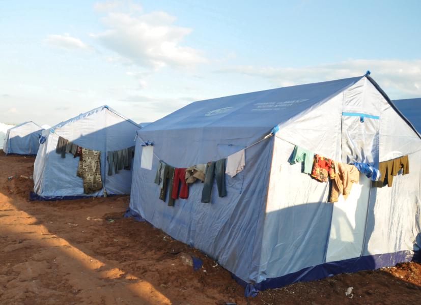 Syria Tent 1
