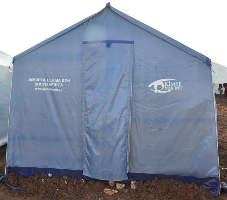 Syria Tent 3