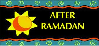 after ramad