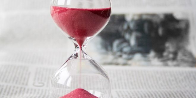 TIME MARCHES ON… like sand trickling through an hour glass …