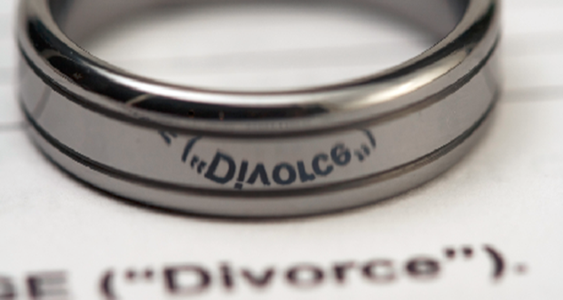 Did divorce take place?
