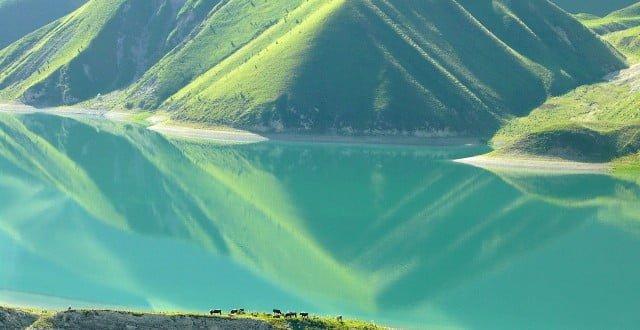 Lake Kezenoyam, Chechnya