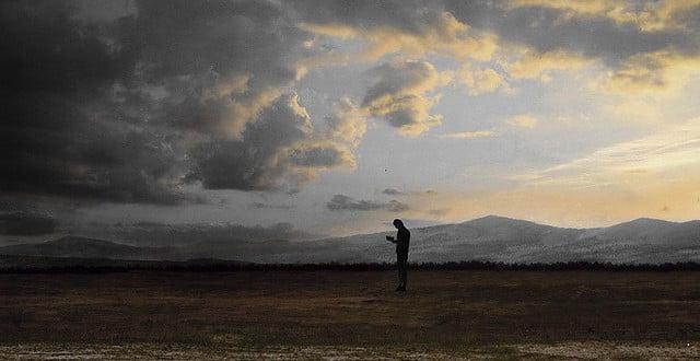 lonely-traveler