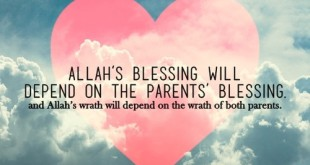 Islamic Quotes About Parents (22)