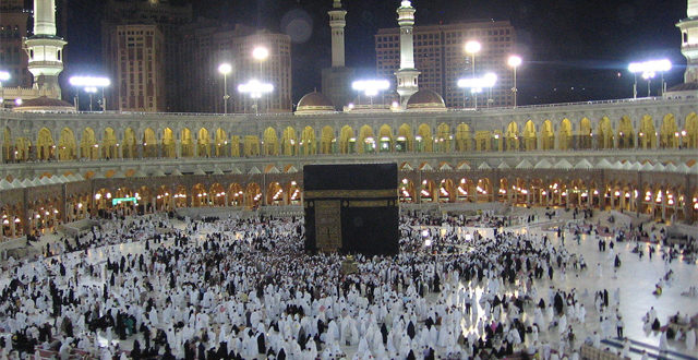 Is it the responsibility of the son to send his parents for Hajj