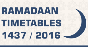 Ramadan 1437
