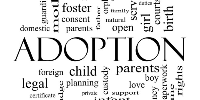 Does an adopted child inherit from the estate of their adoptive parents?