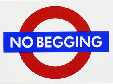no-begging