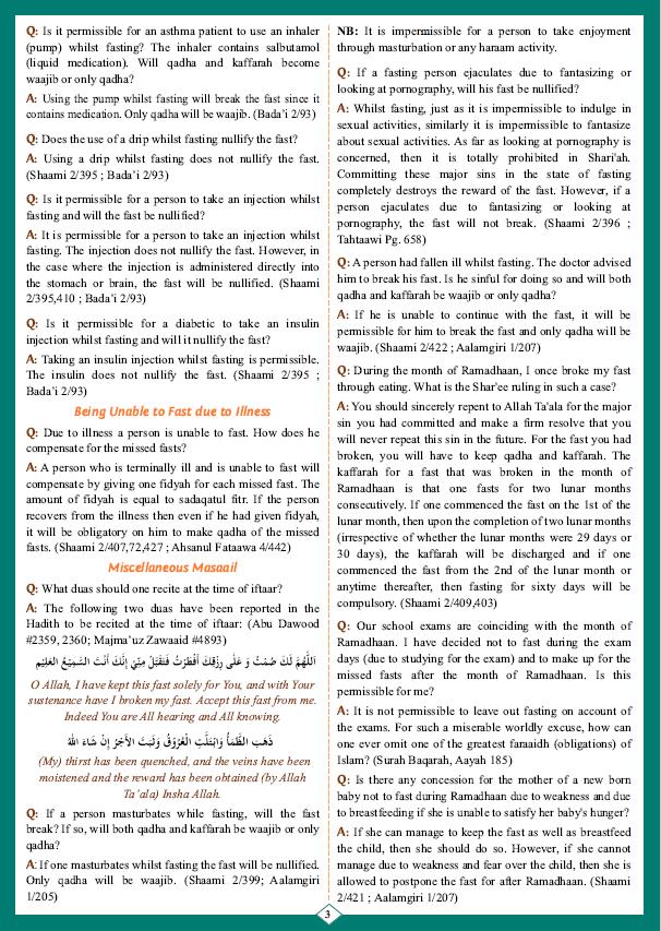 page 3 ram news
