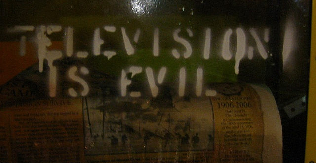 tv-is-evil