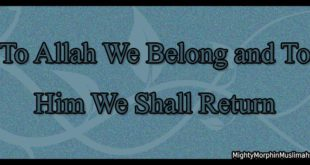 Allah-Belong-Death