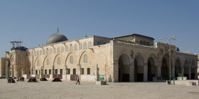 Five ways you can help liberate al-Aqsa