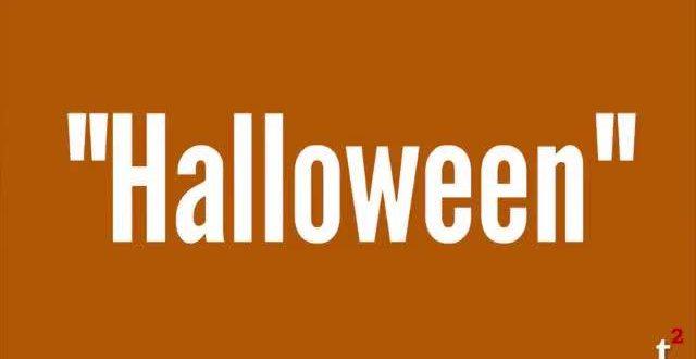 Halloween and Conformity