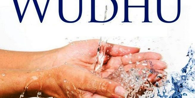 Washing only once for Wudhu
