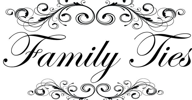 Strong family ties essay