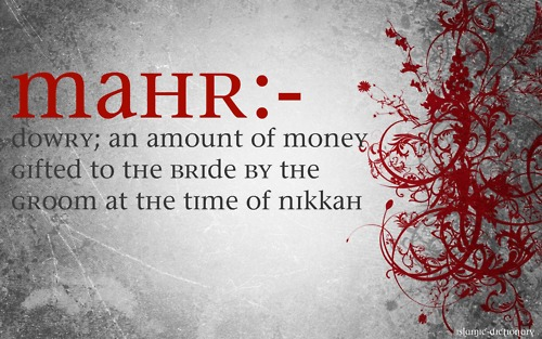 Is it necessary to announce the Mahr amount at the time of Nikah?