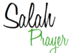 Women attending the Congregational Salaah.