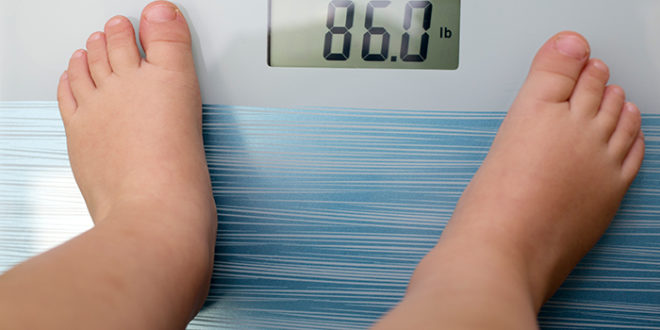 Study sounds warning alarm over Childhood Obesity