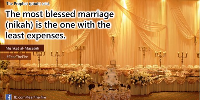 Barakah in Marriage?