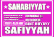 Book – Sayyidah Safiyyah Radhiyallahu 'anha – Mother of The Believers