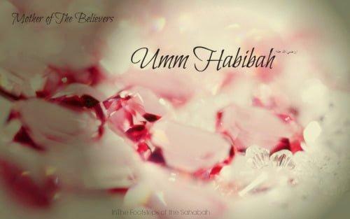 Ummu Habeebah (radhiyallahu 'anha) A Unique Nikaah