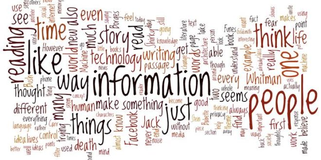 Information Obsession​